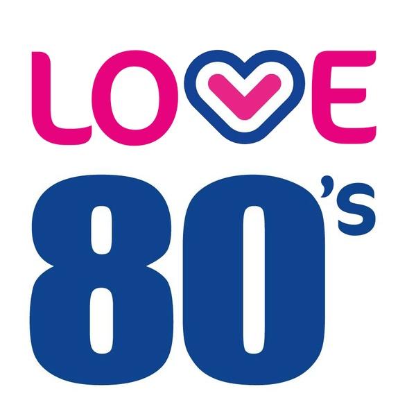 Love 80's - DAB
